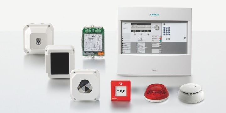 Vatrodojava Siemens Sinteso